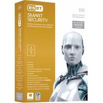Eset Nod32 Smart Security Licencia Original 1 Año Entrega Ya