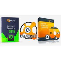 Avast Internet Security 2015 Licencia Por 1 Año Envio Gratis