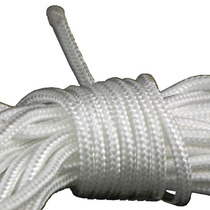 Soga Cuerda Cabo Nylon 4mm X 20m Para Instalar Red En Balcon
