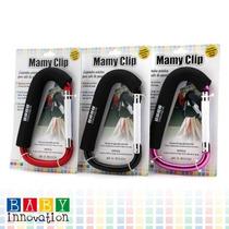 Gancho Para Coche De Bebe Mamy Clip Baby 3 Colores