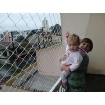 Instalacion Redes Protección, Instalación Mallas, Balcon