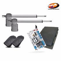 Kit Completo De Automatizacion Portones Pivotante / Batiente