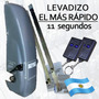 Kit Motor Portón Automático Levadizo Potente Argentino Dm