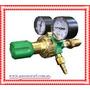 Regulador De Oxigeno, Nitrogeno Co2 Y Mas