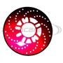 Disco De Freno Falso Tuning Aluminio Colores Universal