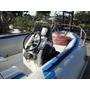 Semirrigido Bim Sr55 Motor Mercury Trailer Carpa Excelente
