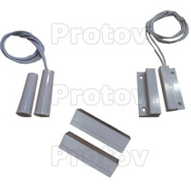 Sensor Magnetico Alarma Puerta Ventana Porton Embutir Superf