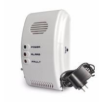 Alarma Detector Gas Natural Y Envasado C/ Fuente 12 V Relay
