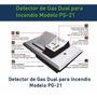 Detector Intelegente Gas Monoxido Carbono P/ Incendio Alarma