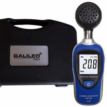 Medidor Monoxido De Carbono 1000ppm Sensor Detector C Alarma