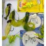 Señuelos Kit Jigs +1 Soft Pesca Dorados Tararira Bonificado