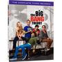 Dvd The Big Bang Theory Tercera Temporada Nuevo Cerrado Sm