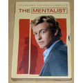 The Mentalist Segunda Temporada Caja 5 Dvds Sellado