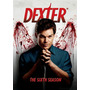 Dvd Dexter Season 6 / Temporada 6