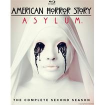Blu-ray American Horror Story Season 2 Asylum / Temporada 2