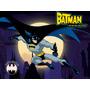 Batman Serie Animada Completa En Dvd En Cajas