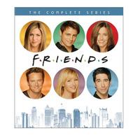 Dvd Friends La Serie Completa / 10 Temporadas / 40 Discos