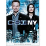 Csi New York Temporadas Completas En Dvd!!