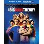 Blu-ray The Big Bang Theory Season 7 / Temporada 7/ Br + Dvd
