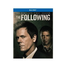 Blu-ray The Following Primera Temporada Nuevo Cerrado Sm