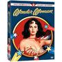 La Mujer Maravilla Las Tres Temporadas Completas En Dvd!