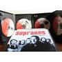 Dvd Original Los Soprano Temporada 2 Completa