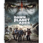 Blu Ray Dawn Of The Planet Of The Apes / Planeta Simios 2
