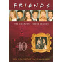 Dvd Friends Season 10 / Temporada 10