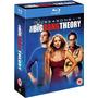 Blu-ray The Big Bang Theory Temporadas 1 A 7