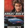 Dvd Knight Rider Season 2 / El Auto Fantastico Temporada 2