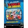 Dvd La Casa De Los Dibujos Sin Censura Trilogia 3 Box
