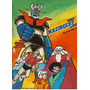 Serie Mazinger Z Dvd