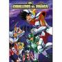 Dvd Caballeros Del Zodiaco Original Vol 1 Cuotas Sin Interes