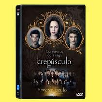 Saga Crepúsculo Colección Completa Dvd