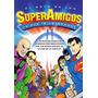Dvd El Reto De Los Superamigos Capitulos Completos