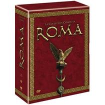 Dvd Pack Roma Primera Y Segunda Temporada Nuevo Cerrado Sm