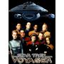 Star Trek: Voyager - Serie Dvd Latino Box