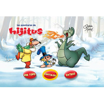 Las Aventuras De Super Hijitus 5 Dvds