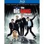 Blu-ray The Big Bang Theory Season 4 / Temporada 4