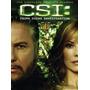 Dvd Csi Crime Scene Investigation Season 7 / Temporada 7