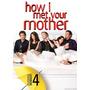Dvd How I Met Your Mother Season 4 / Temporada 4