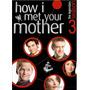 Dvd How I Met Your Mother Season 3 / Temporada 3