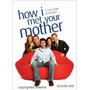 Dvd How I Met Your Mother Season 1 / Temporada 1