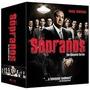 Los Sopranos Las 7 Temporadas Completas Dvds Final!!!