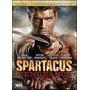 Dvd Spartacus Vengeance Tercera Temporada Nuevo Cerrado Sm