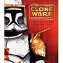 Star Wars The Clone Wars - Temporadas Completas Dvd