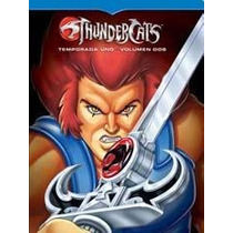 Dvd Thundercats Temporada Uno Volumen Dos Nuevo Sm