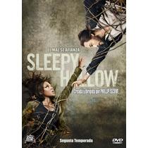 Sleepy Hollow La Segunda Temporada Completa