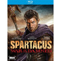 Blu-ray Spartacus War Of The Damned