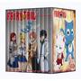 Fairy Tail En 25 Dvds Especiales Ed De Lujo